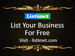 List your Business for Freee. Visit - Listimet.com