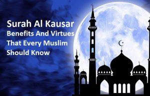 Surah-Al-Kausar-Benefits