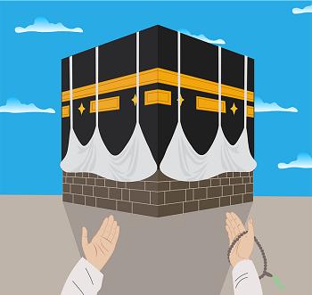 Construction-of-kaaba