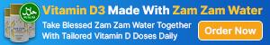 Dr Pill - Zam-Zam water